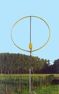 A  Easy VLF LOOP 200Hz-20kHz reception without transformers