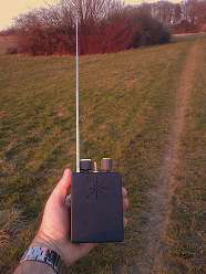 A very simple VLF Pocket receiver