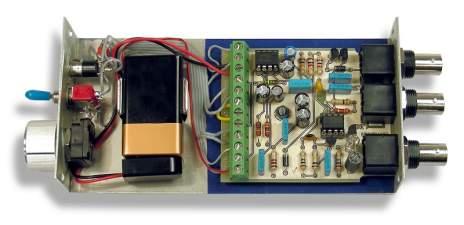 Explorer E202 - VLF portable receiver